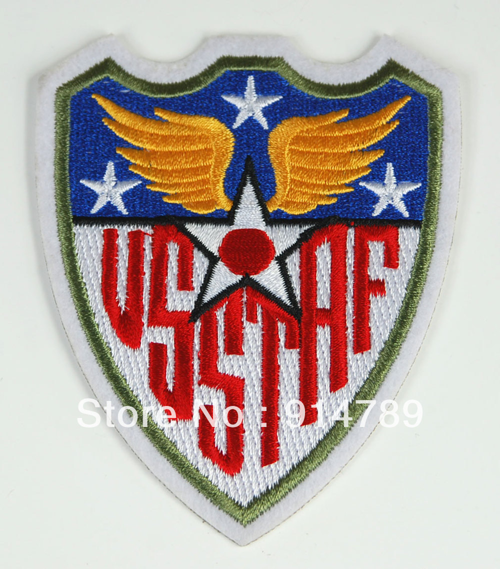 US H015 AIRBORNE ARM BADGE PATCH-32630