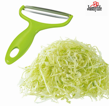 Stainless Steel Fruit Vegetable  Cooking Tools Peeler Cabbage Graters Salad Potato Slicer Cutter Fruit Knife Kitchen Accessories