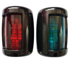 1 Pair 12V Marine Boat Yacht Port/Starboard Light LED Navigation Lights