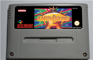 EARTHBOUND - RPG Game Card EUR Version Battery Save цены