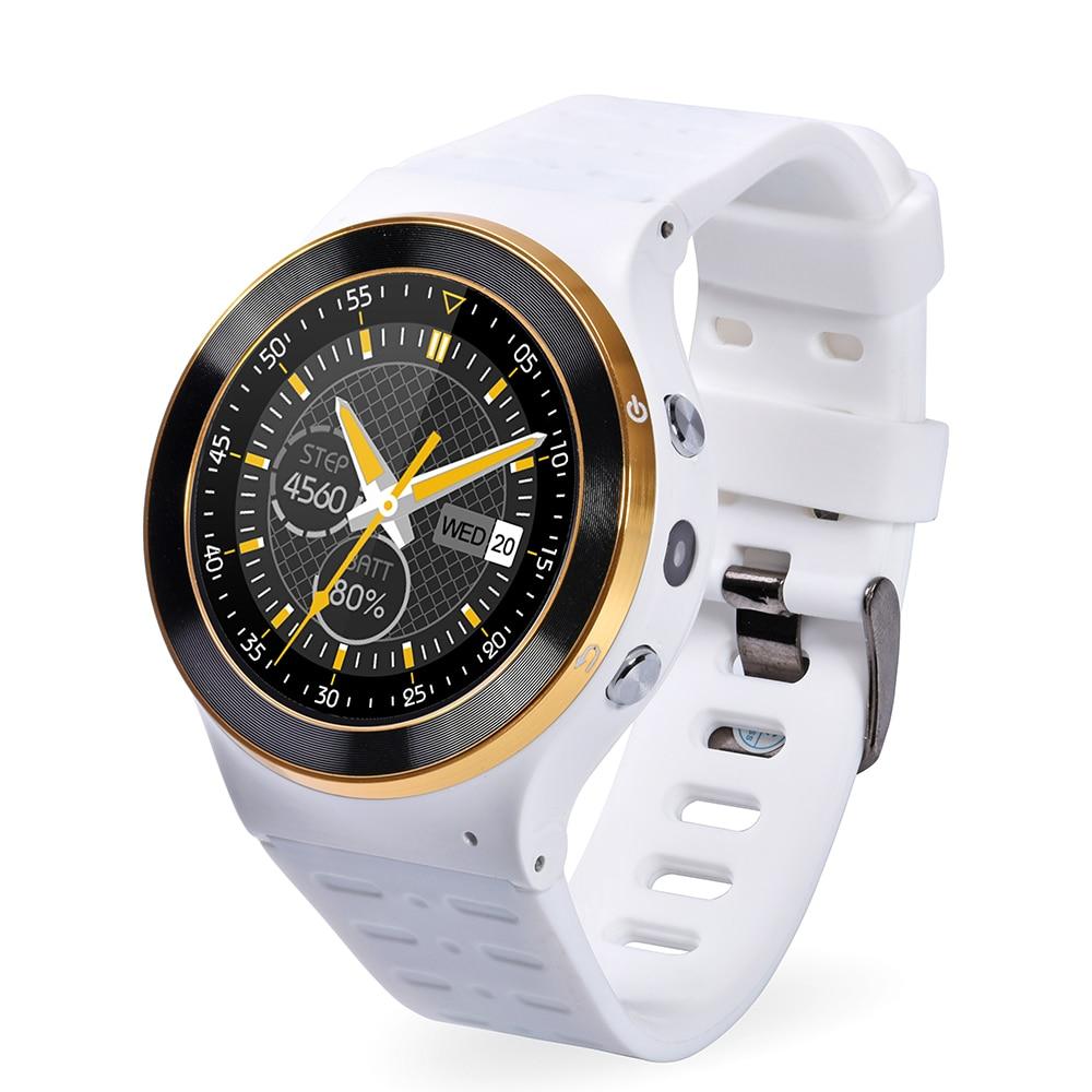 все цены на ZGPAX S99 WiFi GPS Watch MTK6580 Bluetooth Smart Watch Android 5.1 Heart Rate Monitor 3G Smartwatch With Camera PK Moto360 Q50 онлайн