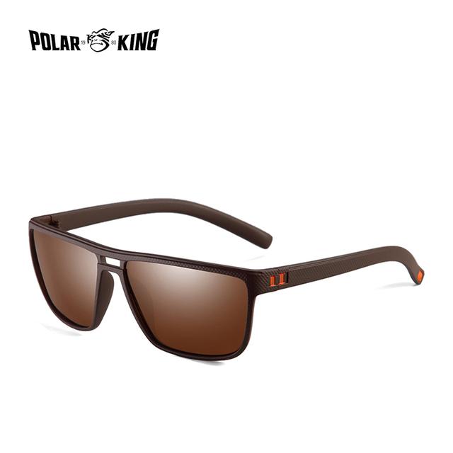 POLARKING 329  Polarized Sunglasses For Men