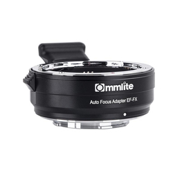 Commlite EF-FX Auto Focus Mount Adapter for Canon EOS Tamron Sigma Lens To Fujifilm FX Mirroless Camera Lens Adapter for Canon