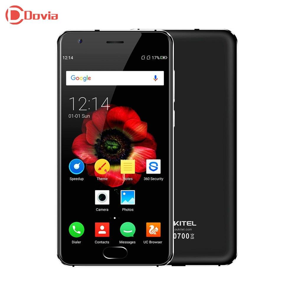 OUKITEL K4000 Plus 4G Smartphone 5.0 inch Android 6.0 MTK6737 Quad Core 2GB 16GB 8MP Camera Touch Sensor 4100mAh Mobile Phone