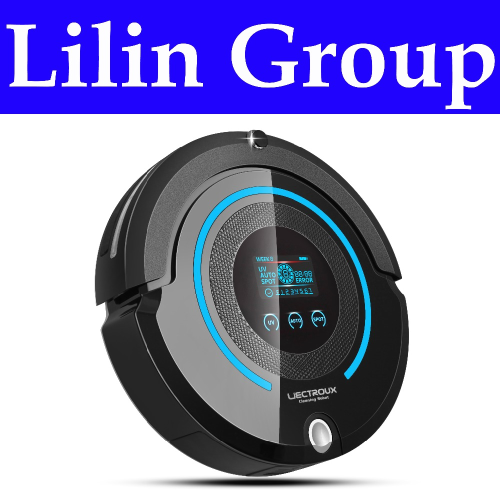 High end Multifunction Robot Vacuum Cleaner Lilin A338 HEPA