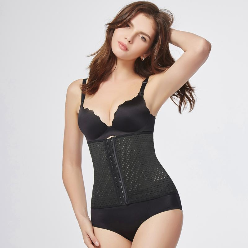 f6412ed565 Aohaolee Hot Hourglass Shape Slimming Belts Waist Trainer Corsets Body  Shapers Xtreme Power Belts Waist Cincher Modeling Straps
