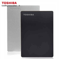 Original Toshiba Slim Series External Hard Drive Hard Disk 1TB Mobile HDD 1TB Hard Disk 2.5Inch Portable HDD 1000GB 2.5 USB 3.0