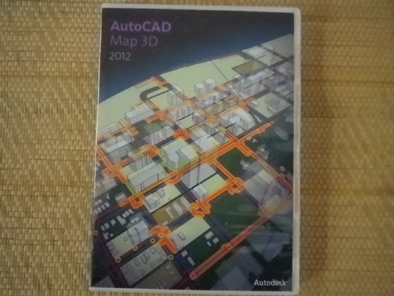 Free shipping Autodesk AutoCAD Map 3D 2012 English for win 32bit or     Free shipping Autodesk AutoCAD Map 3D 2012 English for win 32bit or 64bit  Full Version