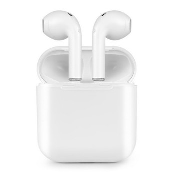 i9 AFANS TWS mini Bluetooth earphone headphone Double ear Earbuds Wireless Headsets Air pods with mic for IPhone 8 Plus Android