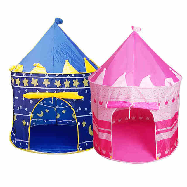 High Quality Portable Folding Kids Tent Children Teepee Boys Girls Castle Cubby Play House Baby Indoor  sc 1 st  AliExpress.com & High Quality Portable Folding Kids Tent Children Teepee Boys Girls ...