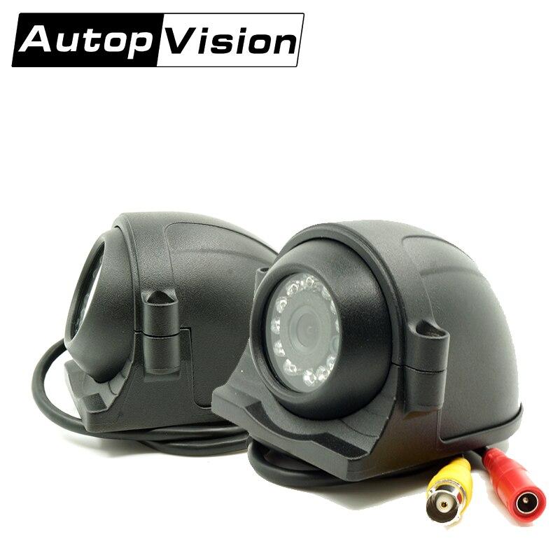 781B 10PCS/lot AHD IR Night Vision Car Security AHD Camera Bus Reversing Camera Systems For AHD DVR Monitor Camera 760 ahd car camera 20pcs lot ahd 1080p camera 20pcs camera