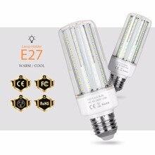 E27 LED Light Bulbs E14 Lamp Lights 220V Bombillas Led Corn Bulb 2835SMD Ampoule led 5W 10W 15W 20W No Flicker Indoor Light 110V