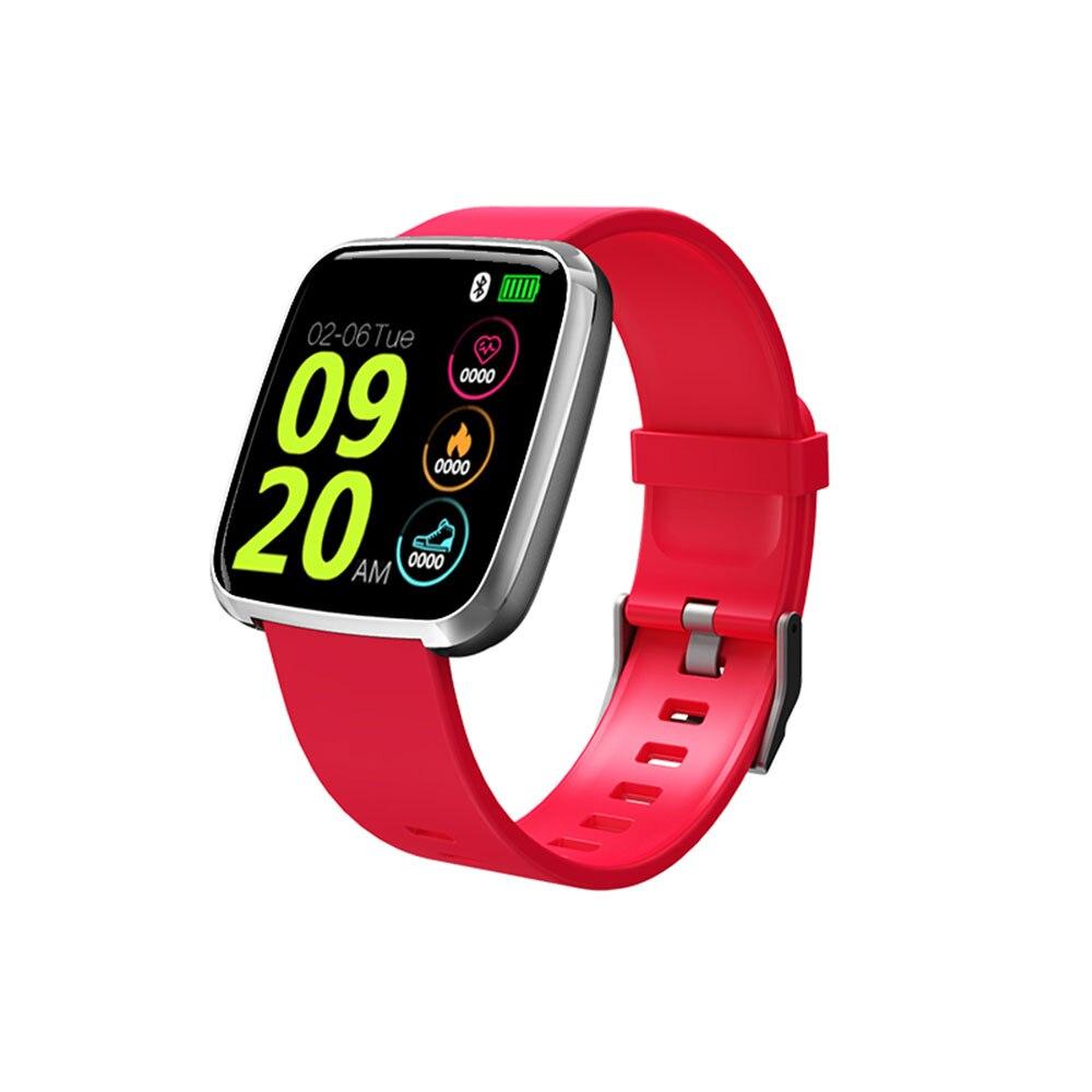 pressão arterial smartwatch mulher relógio inteligente à