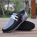 Sapatos casuais homens homens sapatos Peas sapatos 2016 nova moda PU homens
