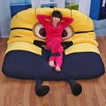 Dorimytrader Minion Stuffed Tatami Soft Plush Thickened Minions Beanbag Bed Mat Carpet Sofa Nice Baby Gift Free Shipping DY60838