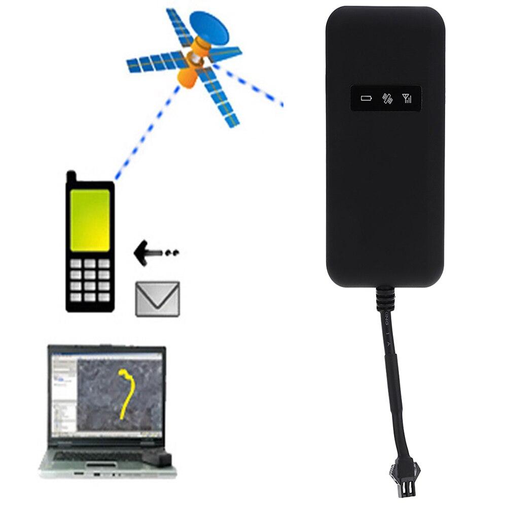 imágenes para Mini Gps Tracker GT02A Motocicleta Del Coche En Tiempo Real GSM GPRS GPS Dispositivo de Localización GPS Localizador Del Perseguidor de Banda Cuádruple Gps Tracker Coche