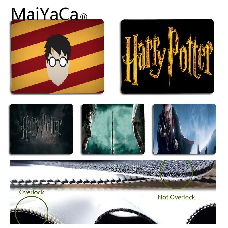 MaiYaCa Your Own Mats <font><b>HarryPotter</b></font> Bitch Mouse Pad for Laptop Laptop Gaming Mice Mousepad image