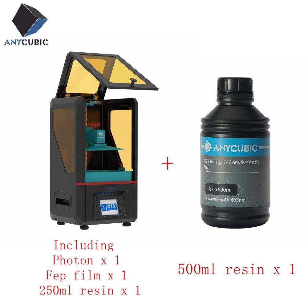 Büroelektronik Anycubic 3d Drucker Kit Photon 2l Harz Fep Film Plus Größe Uv-led Touchscreen Sla Uv Harz Impresora 3d Drucker Impressora