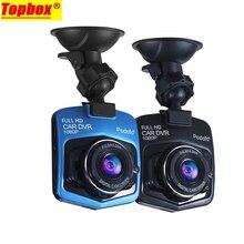 2017 El Más Nuevo Mini Coche DVR Videocámara de La Cámara 1080 P Full HD Videoregistrator GT300 Aparcamiento Grabadora de Visión Nocturna del g-sensor Dash Cam
