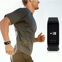 Lanpice Fitness Tracker Wristband Heart Rate Monitor Smart Bracelet F1 Smartbracelet Blood Pressure With Pedometer Bracelet
