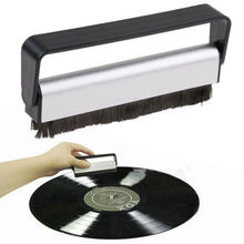 2019 NEW Carbon Fiber Record Cleaner Cleaning Brush Vinyl Anti Static Dust Remover Brushes