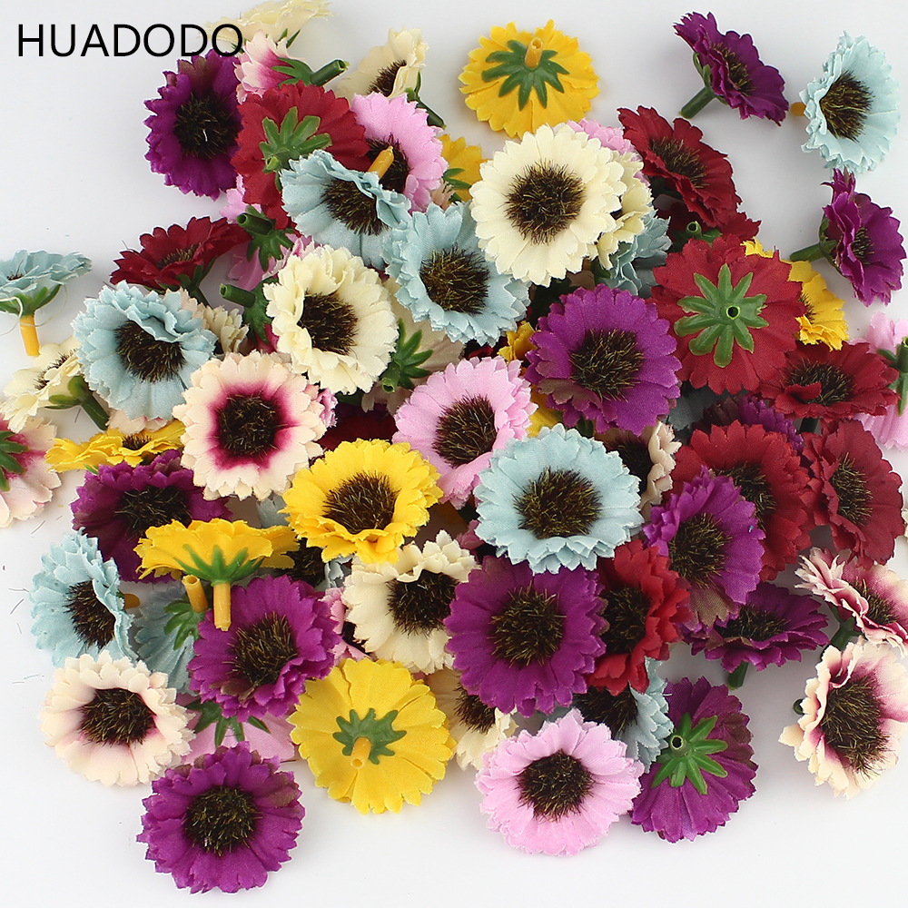 Popular artificial daisy flower head buy cheap artificial daisy artificial daisy flower head dhlflorist Gallery