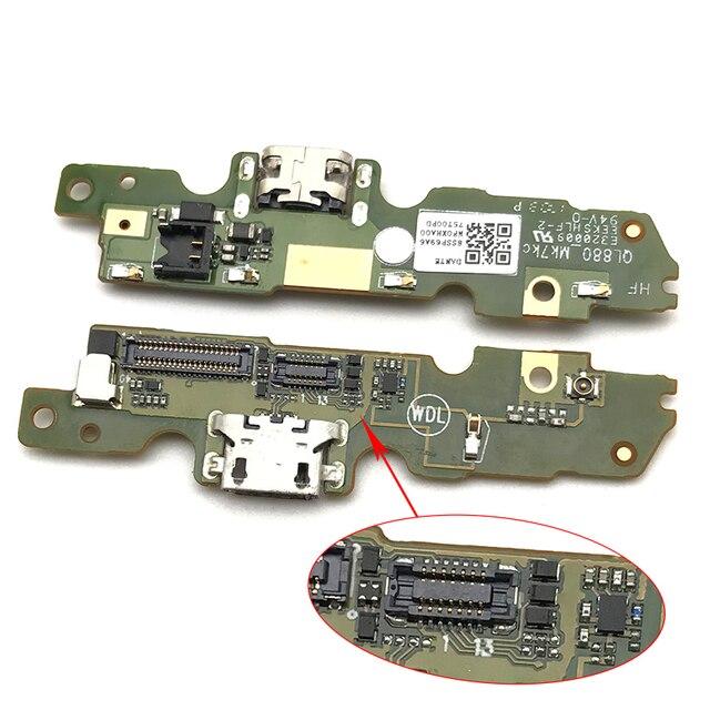 Nouveau Micro USB Port Dock chargeur connecteur câble de charge pour Motorola Moto G5 XT1672 XT1676