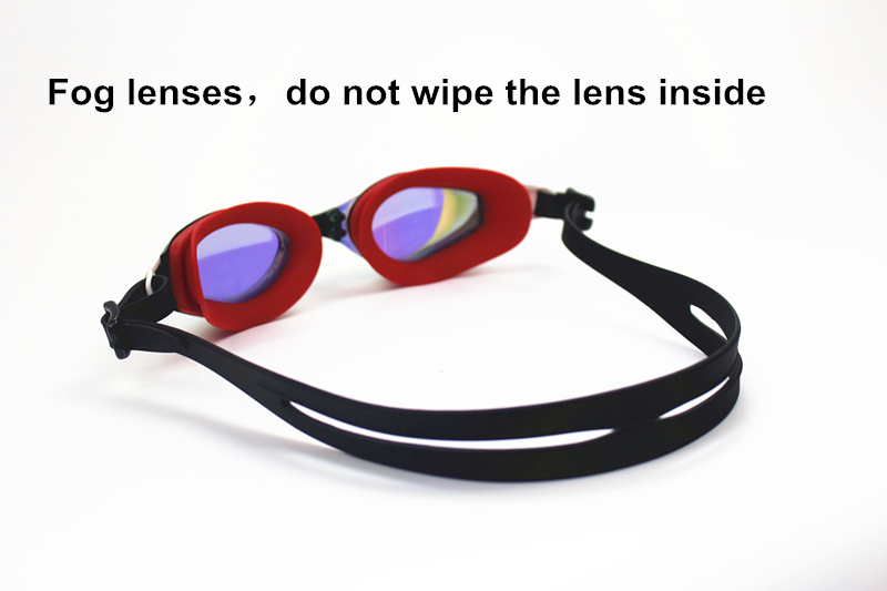 Men Women Myopia Electroplate Waterproof Swim Diopter Eyewear And Anti Fog UV Protection Goggles 3