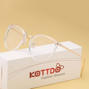 KOTTDO Myopia Optical Glasses