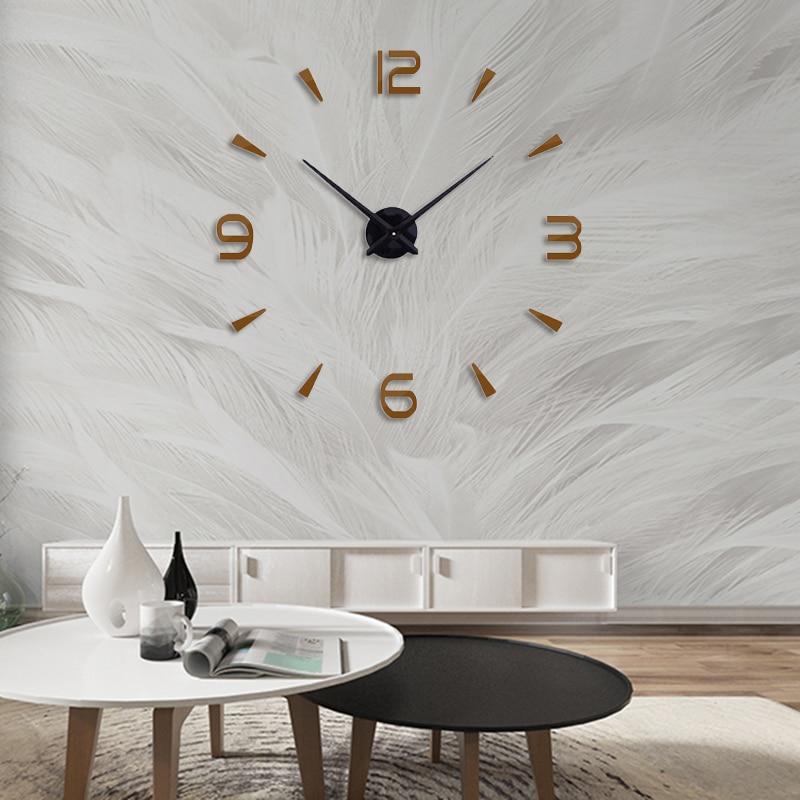 muhsein Ρολόι τοίχου Σύγχρονο σχέδιο - Διακόσμηση σπιτιού - Φωτογραφία 5