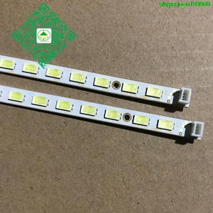 Image 2 - 2piece/lot   For Changhong Led37880ix LCD backlit lamp Strip 73.37T07.003 0 CS1 screen T370hw05  1PCS=  60LED  478MM