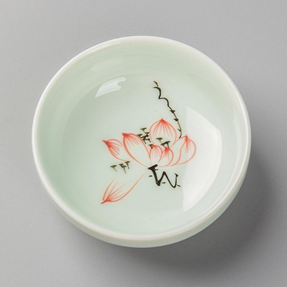 52ML Չինական Kung Fu Tea Cup Ceramic Hand ներկված - Խոհանոց, ճաշարան եւ բար - Լուսանկար 5
