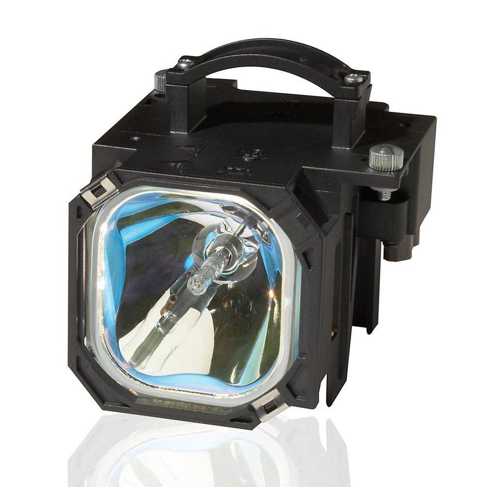 TV lamp 915P028010 jaoks Mitsubishi WD-52526 WD-52527 WD-52528 WD-62526 WD-62527 WD-62528 Projektori lambipirn korpusega