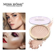 купить Highlighter Powder Shimmer Face Highlight Palette Bronzer Concealer Iluminador Contouring Makeup Maquiagem Glow Kit в интернет-магазине