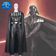 Men's Star Wars Darth Vader Costume Deluxe Dark Lord Cosplay Outfit Halloween Cosplay Costume For Men цена и фото