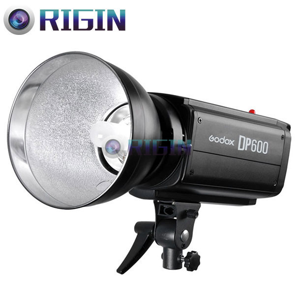 Godox Studio Flash DP Series Flash DP600 Max Power 600WS GN80 Wireless control port Free Shipping