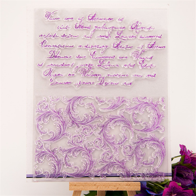 beauty backgrounddesign  Transparent Clear Silicone Stamp Seal for DIY scrapbooking photo album wedding gift EE-084 flowers and lace design transparent clear silicone stamp seal for diy scrapbooking photo album wedding gift cl 083