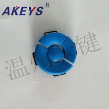 2PCS A144M five-way switch key cap with 12 / 12 / 7.3 square head straight into five-piece combination set key cap