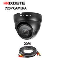 AHD 720P Mini Dome Analog AHD CCTV Camera Indoor IR CUT Night Vision Plug And