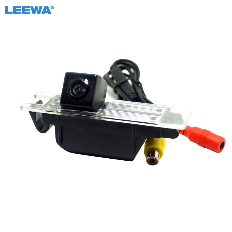 imágenes para HD cámara de Visión Trasera de Copia de seguridad Cámara de Marcha Atrás para Opel Vectra/Astra/Zafira/Insignia # CA4597