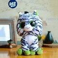 6 ''boneca vaias ty gorro olhos de pelúcia grande versão clássica zebra bonito pouco zebra presentes brinquedos de pelúcia brinquedos de pelúcia