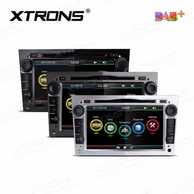 US $250 75 15% OFF|XTRONS 7 inch Car DVD Player 2 din Radio DAB+Canbus GPS  Navigation For OPEL Vauxhall Antara 2006 2007 2010 2011 Vectra 2005 2008-in