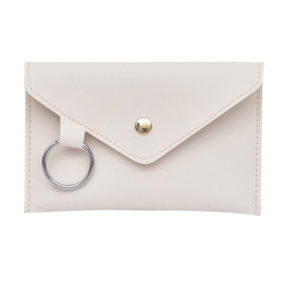 2018 Fanny Pack Frauen Gürtel Tasche Leder Taille Tasche Mode Frauen Reine Farbe Ring Pu Messenger Schulter Brust Pochete Homem #3,46 Kunden Zuerst