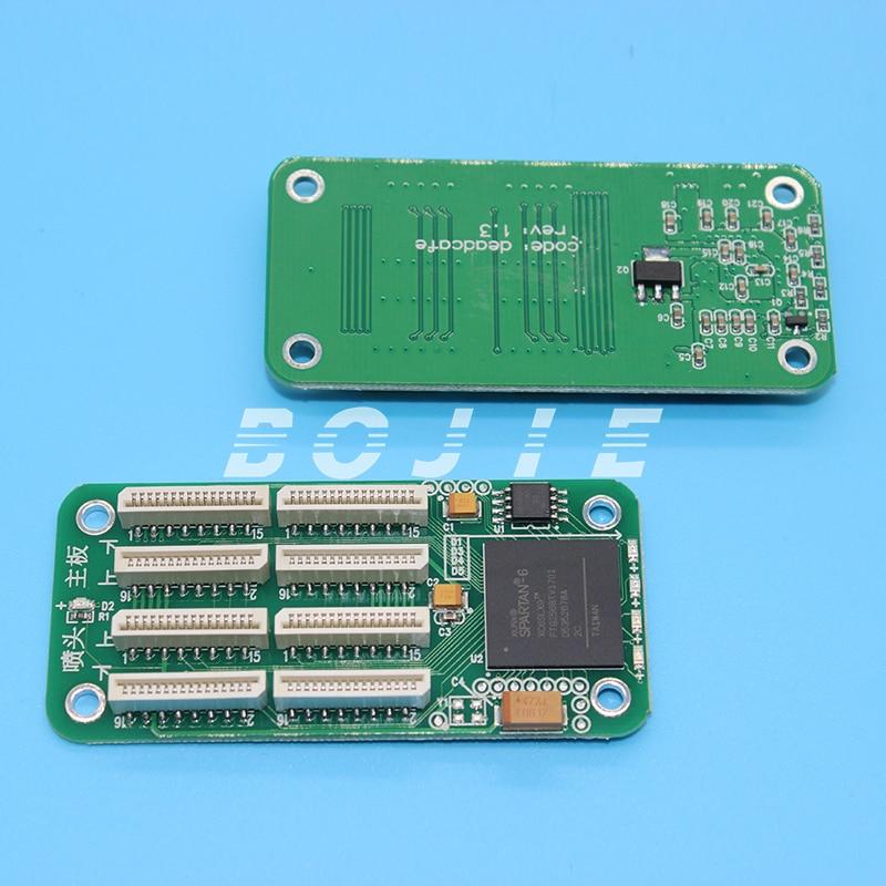 5113 Print Head Decoder/Decryption Card/First Locked Decoder Card