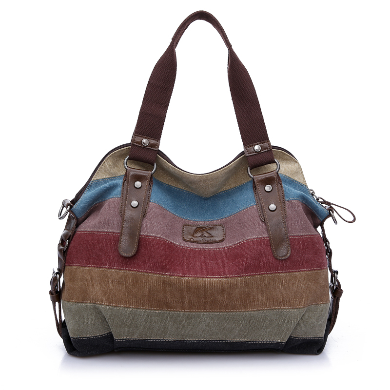 758bdef0b097 Дизайнерские сумки высокого качества Холст Сумка Винтаж Хобо известный  бренд случайные Crossbody Travel сумки для женщин сумка Sac