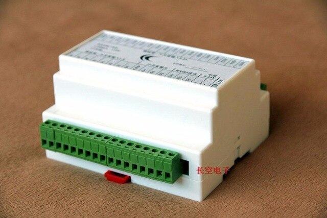 RS485 Коллектор Карта многоканальный 25 канала АЦП, 4-20ма ток и напряжение аналогового переключения мощности MODBUS