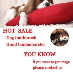 Зубная щетка для собак игрушка для домашних животных для домашних собак жевательный игрушка плюшевая собака маленький зубная щетка уход