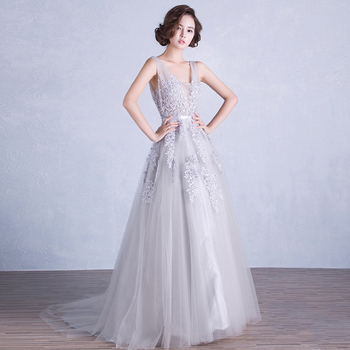 Plus Sizes Multicolor Sequins Beads Evening Dress Sleeveless Off the Shoulder Elegant Women Formal Dress Party Prom Dresses 2019