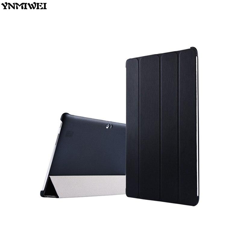 10 FHD Flip Tablet Case For Huawei Mediapad 10 FHD 10 Link S10-231 S10-201U/W S10-101U/W Magnet L Cover Case usb 3 0 data charger cable for huawei mediapad 10 fhd