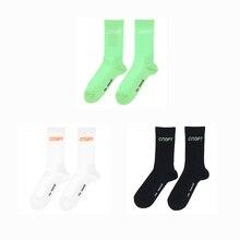 2018 men gifts long socks women weed Socks kanye west cnopt fear of god socks wool